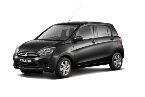 Celerio Super Black Pearl