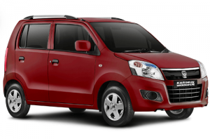 Karimun Wagon R GL Color Radiant Red