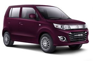 Karimun Wagon R GS Cool Burgundy Red