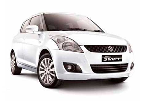 Paket Kredit Mobil All New Swift