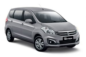 New Ertiga Lilac Grey Metallic