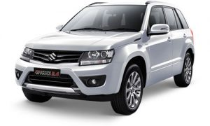 New Grand Vitara 2.4 Silky Silver Metallic