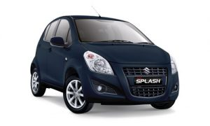New Splash Breeze Blue Metallic
