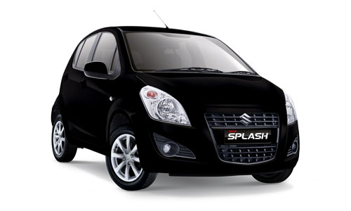 New Splash Midnight Pearl Black