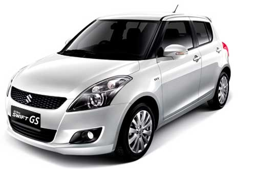 Paket Kredit Mobil All New Swift GS